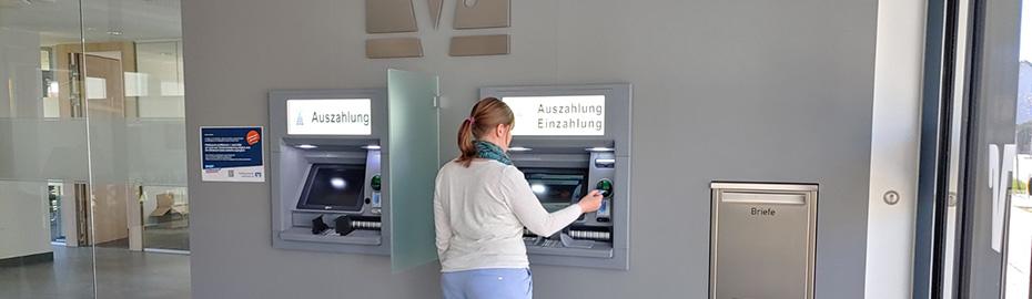 Bargeld Kontoauszüge