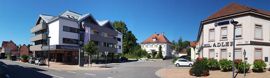 Hauptstelle in Durmersheim, Hauptstraße 47