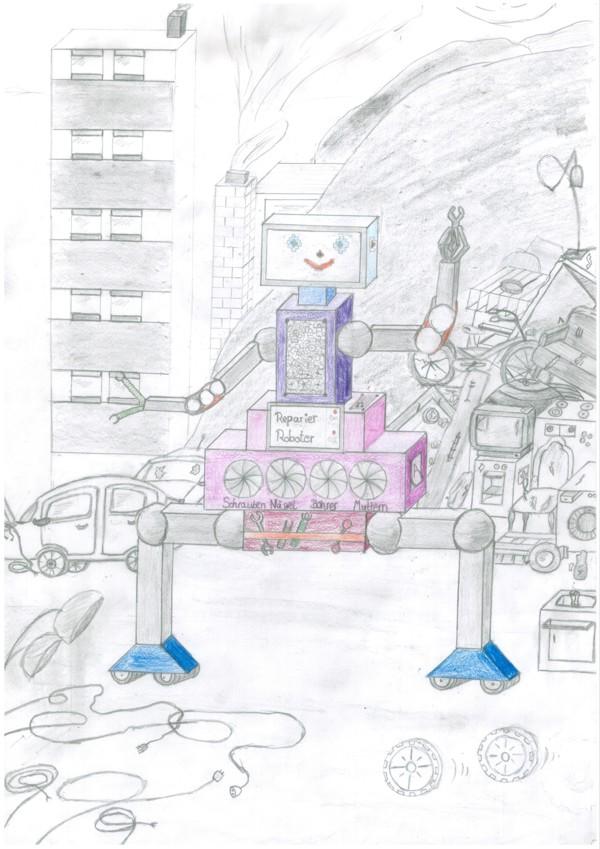 Roboter der Zukunft