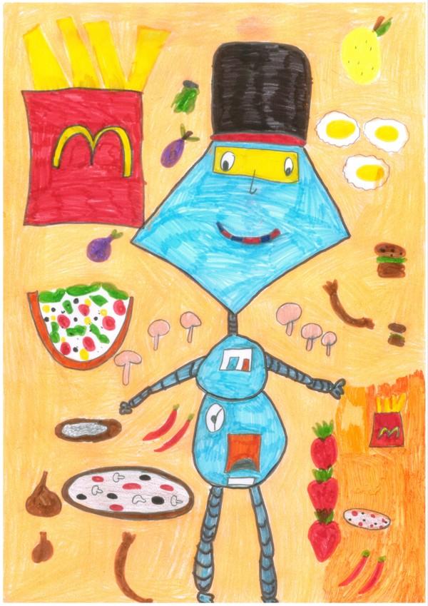 Essenzubereitungsmaschine