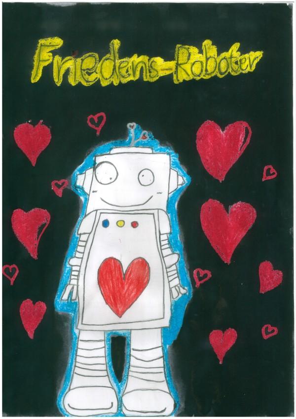 Friedensroboter